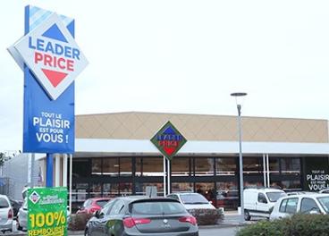 Tienda de Leader Price en Francia
