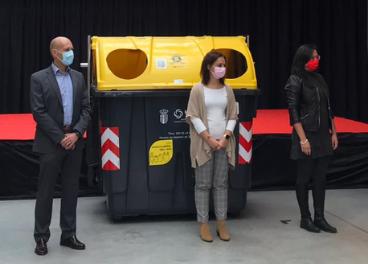 Reciclos, de Ecoembes, llega a Getafe
