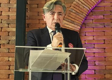 Sebastián Palacios, director de Carmila España