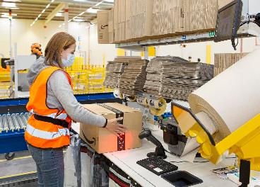 Amazon creará 3.000 empleos en España en 2021