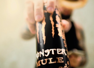 Nueva variedad Mule, de Monster Energy