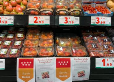 Lineal de tomates Alcampo