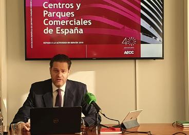 Eduardo Ceballos, presidente de AECC
