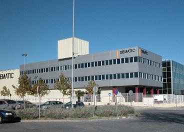Oficinas de Dematic