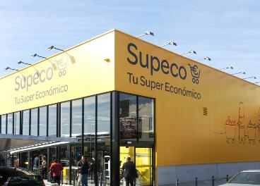 Tienda de Supeco (Carrefour) en Sevilla