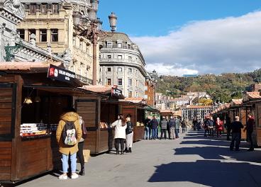 Reyno Gourmet se promociona en Bilbao