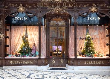 Tienda de Tous reabierta en Lisboa