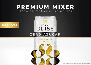 Coca-Cola lanza Royal Bliss Zero Azúcar