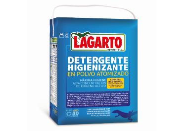 Nuevo detergente de Lagarto