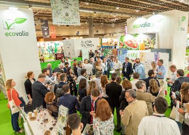 Éxito de Organic Food y Eco Living Iberia