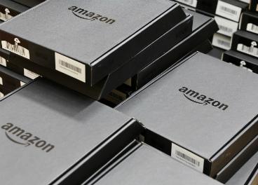 Paquetes de Amazon