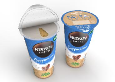 Nescafé Latte