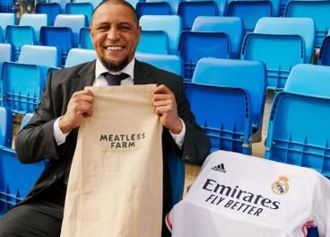 Acuerdo del Real Madrid con Meatless Farm