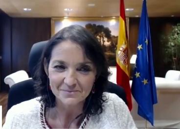 Reyes Maroto, ministra de Comercio