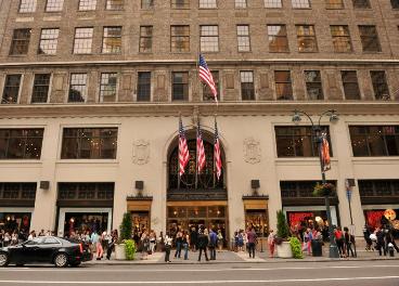 Tienda de Lord & Taylor en Nueva York