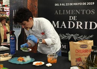 Promoción de Madrid de Alcampo y Aseacam