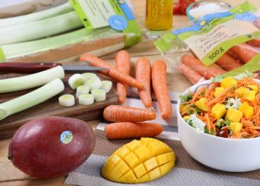 Fruta y verdura Carrefour