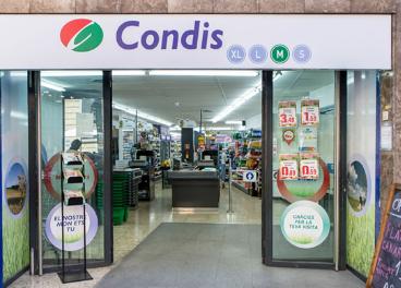 Condis estudia vender su negocio en el centro