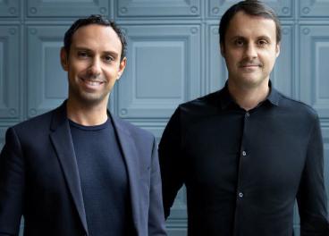 Thierry Petit y David Dayan (Showroomprivé)