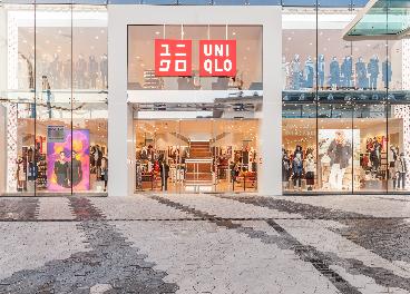 Tienda de Uniqlo (Fast Retailing)