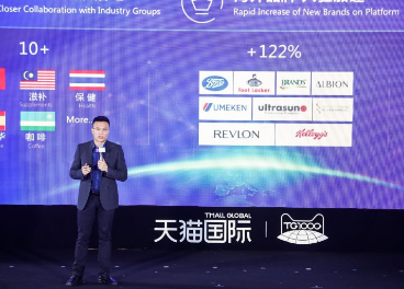 Alvin Liu, Tmall Global