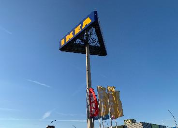 Tienda de Ikea en Madrid