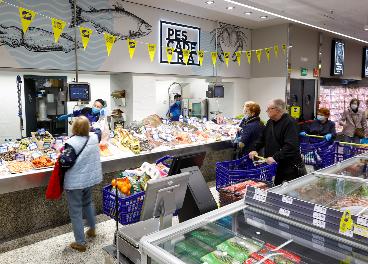 Supermercado BM de Santander, de Uvesco