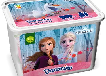 Caja Frozen 2 Danonino