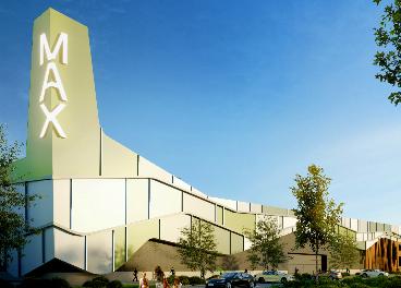 Centro comercial Max Center de Sonae Sierra