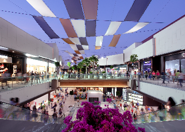 Centro comercial Holea de Carmila