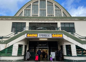 Supermercado Gadis en San Agustín