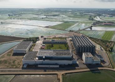 Futura fábrica 100% sostenible de Nomen Foods