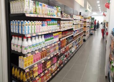 Nuevo supermercado Spar, de Agrucan