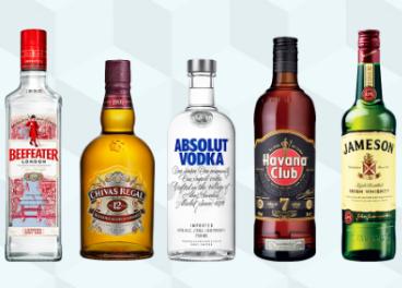 Marcas de Pernod Ricard