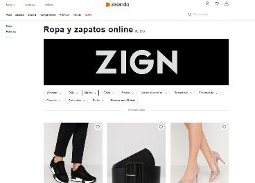 Zalando y Zign, con la sostenibilidad