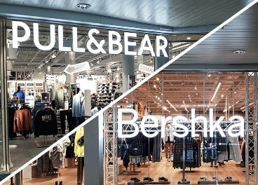 Pull&Bear y Bershka en Max Center