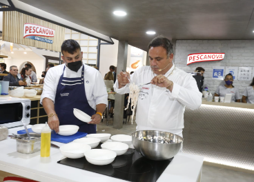 Nueva Pescanova y Ángel León