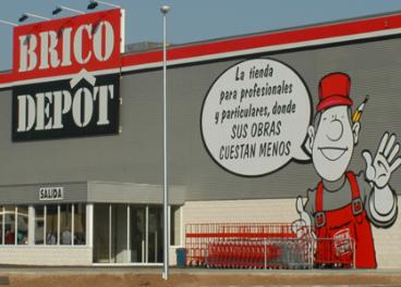 Brico Depôt aumenta ventas un 45,5%