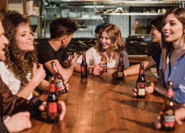 Cervezas de Hijos de Rivera