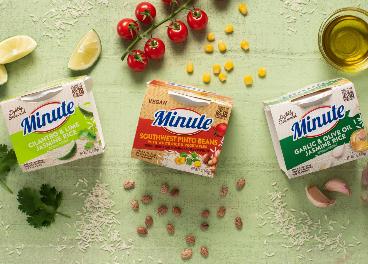 Productos de Minute, de Ebro Foods