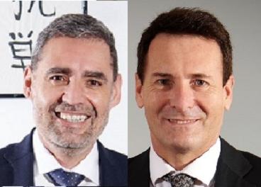 Joan Catalan y José María Gener, de TMHES