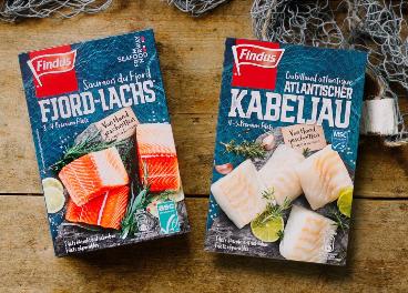 Productos de Findus Suiza, de Nomad Foods