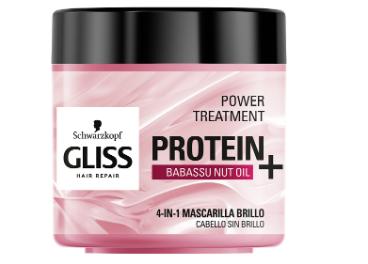 Mascarilla Gliss de Proteína 4 en 1