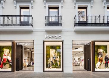 Tienda Mango en Serrano (Madrid)