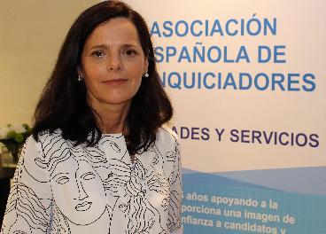 Luisa Masuet, de la AEF