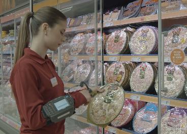 Trabajadora de Consum