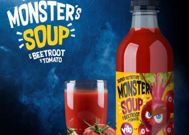 Monster's Soup, de Cool-Vega