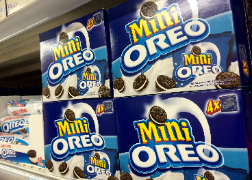 Oreo, marca de Mondelez International