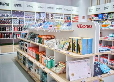 AliExpress abre tienda en Barcelona