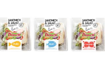 Sandwich&Salad de DiqueSí